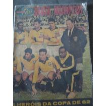 Revista Setimo Ceu Brasil Bicampeao 1962