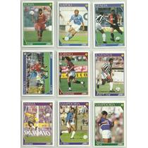 Cards Futebol Italiano Score 92 Avulsos