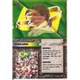 3101 - Card Ayrton Senna - Multi Editora - Nº 101 - Complete