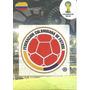 Escudo Da Colombia Adrenalyn Copa Fifa Word 2014