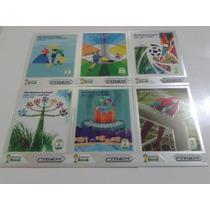 Card Prizm Copa 2014 - Serie Host City