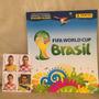 Álbum Figurinhas Copa Do Mundo Brasil Panini Fifa World Cup