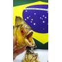 Chaveiro Peixe Piranha Empalhada Do Brasil - Lindo Souvenir!