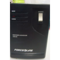 Estabilizador Force Line Evolution Iii 1000va Bivolt Sai 115