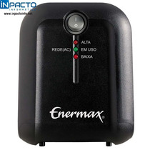 Estabilizador Enermax Exs 2 Power Bi 1000va