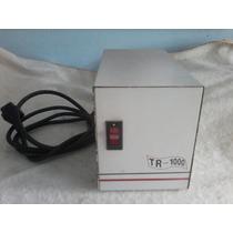 Estabilizador Tr 1000va - Branco 3 Tomadas Com Porta Fusivel