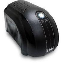 Estabilizador Evs Line 1000 Mono 115 V Black