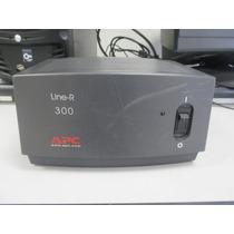 Estabilizador Apc Line-r Le300bi-br - Entrada 115v/220v