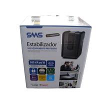 Estabilizador Sms Revolution Speedy 300va E/s 115v 4 Tomadas