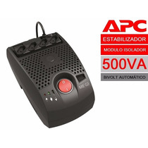 Estabilizado Apc 500v Bivolt115v Automático Módulo Isolador