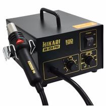 Estação De Retrabalho Smd Analógica Hikari Hk-850 Pro 220v