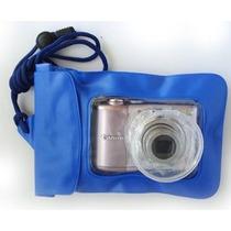 Bolsa Estanque Câmeras Digitais / Capa Case Prova D
