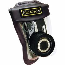 Capa Bolsa Aquatica Prova Dagua Dicapac Cameras Compactas