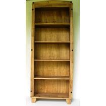 Estante Para Livros Pequena Madeira Maciça Móveis Neppel &