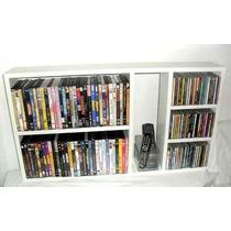 Nicho Multi Uso Porta Cds Dvds