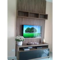 Painel Para Tv Lcd Plasma Led - Sob Medida - Preço Por M²