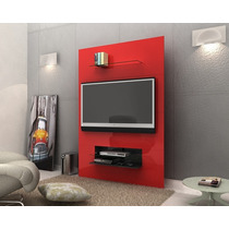 Rack Painel Tvs,lcd,led,plas Siena - Mirarack-compre Móveis