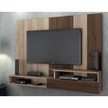 Rack Bancada Painel Suspenso P/ Tv Led Lcd 1,60x1,20 12xsj