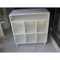 Rack-estante Para Tv / Livros/disco Vinil Lp´s -dvds & Cds