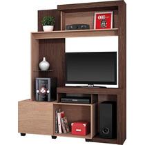 Estante Boreal Dj Móveis Ideal Para Tv Até 42 150cm