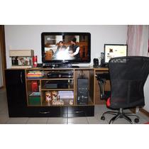 Rack Para Tv, Receiver E Pc
