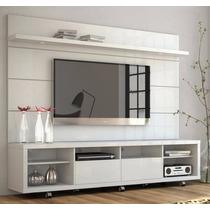 Rack C/ Painel Horizon P/ Tv Lcd Led 1,81m Tv Até 60p 12x Sj