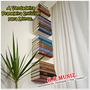 Prateleira Invisível Para Livros.produto Super Portátil!