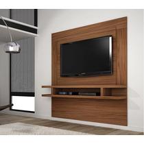 Home Painel P/ Tv Bethoven Com Suporte Sala De Estar Benetil