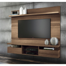Painel Home Theater Suspenso Livin 1.8 Machiato Hb Móveis