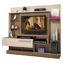 Estante Home Theater Supremo 2,17m Sala Pronta Entrega