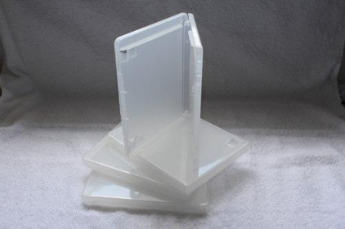 Estojo P/ Jogos De Playstation 3 - Blu-ray Transparente Ps3