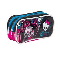 Estojo Duplo Monster High - Sestini