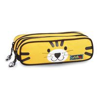 Dermiwil Fofilhotes Tigre Amarelo Estojo Soft C/2 Div. 51492