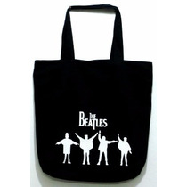 Bolsa The Beatles Grande Escolar Passeio