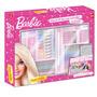 Super Maleta Barbie 70 Peças Kit Para Colorir - Tris