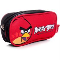 Estojo De Lpais Angry Birds Vermelho
