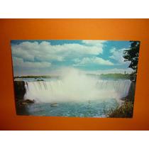 Cartão Postal Niagara Falls, Ontario .