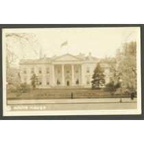 Postal - Usa Casa Branca - Antigo - Sem Uso, Ver Fotos!