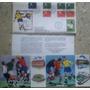 2 Réplicas De Postais Copa 1958 Com Envelope