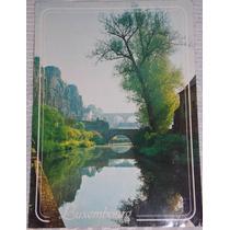 Cartão Postal Luxemburgo- Circulado