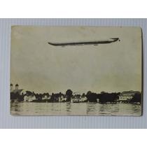 Alemanha Postal Circulado Zeppelin