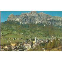 Yyy-20490- Postal Dolomiti, Italia- Cortina 1224m