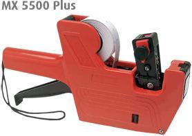 Etiquetadora Preços + Etiquetas De Brinde Tipo Motex Mx5500.