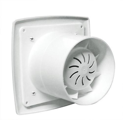 Exaustor Airfan C10s - Para Banheiro E Ambientes Ø 100mm