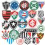Adesivo Time Clube Futebol - Notebook Carro - Frete Grátis