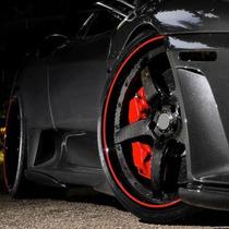 Friso Adesivo Refletivo Diferenciado Car E Motos 8mm Fret Gr
