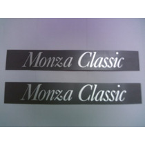 Aplique Friso Lateral Monza Classic Até 87 Mmf Auto Parts