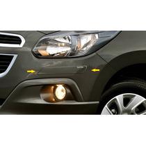 Friso Protetor De Para-choque Chevrolet Spin
