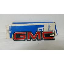 Emblema Gmc Original Novo.
