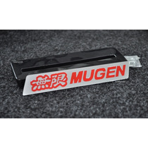 Emblema Honda Mugen Power Civic Crv Vti Si City - Grade !!